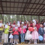 Городской фестиваль детской песни «Детские песни о главном»