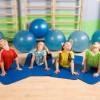 """Объявляется набор детей 2-4 лет в группу общей физической подготовки """"Крепыши""""!"""