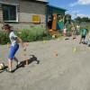 Спортивный праздник в поселке Правда