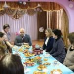Глава администрации встретился с жителями поселка Правда