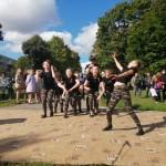 В Новомосковске прошел фестиваль семейного творчества