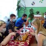 мини-турнир «Отважная пешка»